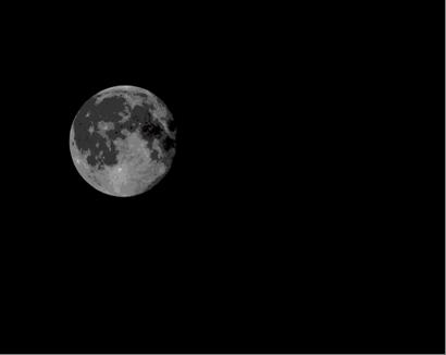 Full Moon{ Ariel Milinsky }