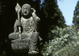 { Listening Buddha }
