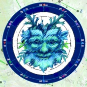 Solstice Green Man Father Winter
