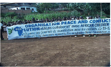 Peace and Conflict DRC