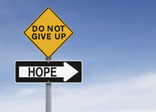 there-hope-modified-one-way-sign-42417018